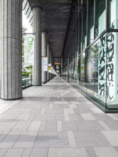 日本大阪站前综合体Grand Front Osaka丨处处是细节