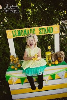 I am about to make this for baby Rey and his cousin now. #LemonadeStand