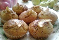 Reszelt almás muffin fahéjjal Muffins, Breakfast, Food, Sweets, Morning Coffee, Muffin, Essen, Meals, Yemek