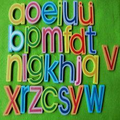 27PCS/LOT.Wood A-Z alphabet fridge magnets,Kids toys.Early educational DIY.Kindergarten crafts.Gifts.Wholesale