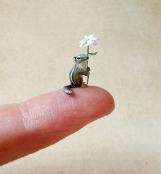 Good Sam Showcase of Miniatures: Squirrel