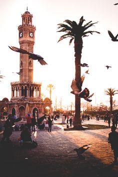 İzmir, Turkey.