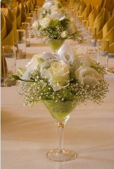 Martini flower