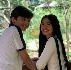 seth fedelin and andrea brillantes Couple Dps, Couple Goals, Couple Photos, Park Bo Gum Wallpaper, Daniel Padilla, Couple Aesthetic, Mj, Old Photos, Cute Couples