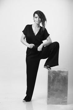 Relaxe, wear an overall! Summer 17 | YOKKO #overall #black #summer17 #yokko #fashion #casual #style #women #madeinromania