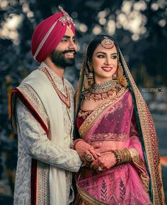 No beauty shines brighter then that of a good heart 😍❤ . Beautiful couple - ❤ ❤ Bridal portrait by - ❤ Makeup - ❤ Your Favourite- ❤ . Wedding Dress With Veil, Wedding Dresses With Straps, Lace Mermaid Wedding Dress, Princess Wedding Dresses, Dress Lace, Boho Wedding Dress Bohemian, Punjabi Couple, Punjabi Bride, Dream Wedding