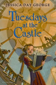 A magic castle and a smart, brave, and spunky girl team up in this enchanting tale