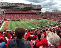 Life isn't all about Windows and Doors it's not all about work it's about enjoying the things & people you love. Last weekend life was about friends and the Husker Football spring game. Life is crazy work is crazy but remember: work to live don't live to work. #gobigred #huskernation #worktolive #lnk #windowoptionspecialists #collegefootball https://www.instagram.com/p/BEXNtK8Hpox/ via windowoptionspecialists.com