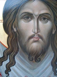 "cassianus: "" Lord Jesus Christ, Son of God, have mercy on me, a sinner. Byzantine Icons, Byzantine Art, Religious Icons, Religious Art, Christ Pantocrator, Paint Icon, Christian Artwork, Jesus Christus, Christ The King"