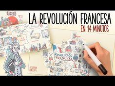 La Revolución francesa en 14 minutos - YouTube