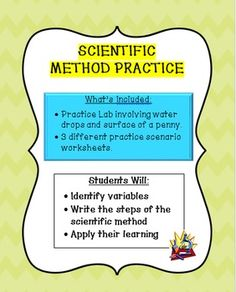 Scientific Method Lab Report WriteUp Using Bouncy Balls With Myp