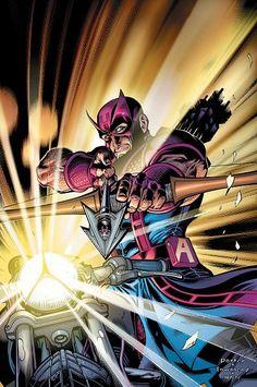 Hawkeye: Hawkeye #4