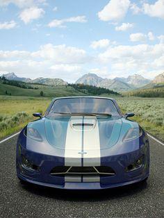 ♠ Ford Cobra Concept #Car #Automobile