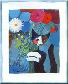 286 Best Rosina Wachtmeister Images Cat Art Art Cats