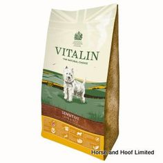 Vitalin Sensitive Lamb Rice 12kg Vitalin Sensitive Lamb Rice has been carefully formulated as a nutritionally complete and balanced recipe for adult dogs with dietary sensitivities to aid healthy skin and digestion.
