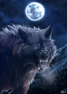 Back in Night by WolfRoad.deviantart.com on @DeviantArt