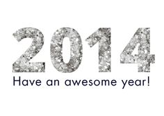 Year 2014: Have an awesome yeat!