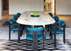 Gallotti&Radice - 0414, chair | Kensington Penthhouse, Carden-Cunietti 2016