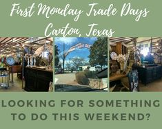 Looking for something to do this weekend? Since the the city of Canton, located in east Texas has held trade days on the First Monday of every month. Vendors come from far and wide to … Canton First Monday, Canton Texas, First Trade, To Do This Weekend, Plan Your Trip, Something To Do, Southern, Sun, How To Plan