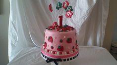 fraisinette cake