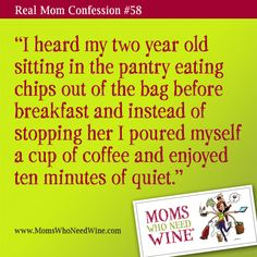 Winesday Confession #58