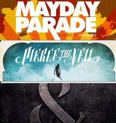 Bands bands bands!!!!!! Bands that make her dance :p