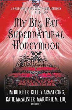 My Big Fat Supernatural Honeymoon by P. N. Elrod http://www.amazon.com/dp/B000WJSA8S/ref=cm_sw_r_pi_dp_sHbewb09MQ44B