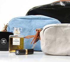 #Ushmama #Kosmetiktaschen, #Kulturbeutel, #Beautycases  Auf der Suche nach einer besonderen Tasche für Ihre Kosmetikartikel? Gefunden auf #Kontor1710
