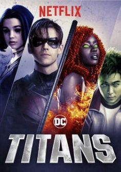 "Check out ""Titans"" on Netflix Teen Titans Fanart, Teen Titans Go, Beast Boy, Marvel Vs, Marvel Heroes, Deathstroke, Titans Tv Series, Hearly Quinn, New Titan"