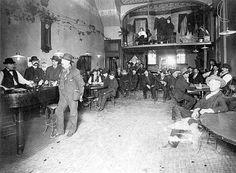 Bodega Saloon, Deadwood, Dakota Territory circa 1879. Courtesy of the Centennial Collection - Deadwood Public Library.