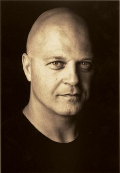 Michael Chiklis as Zoran Lazarevic. Zoran is big, grumpy and an all around psycho. Michael is typecast in this role. The Shield Tv Show, Bald Head Man, Bald Heads, Bald Actors, Michael Chiklis, Male Movie Stars, Worst Celebrities, Bald Men, Tough Guy