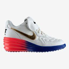 newest dfcc6 f16a7 Nike LunarTiempo Sky Hi Womens Shoe. Nike Store Nike Store, Wedge Heels,  Nike