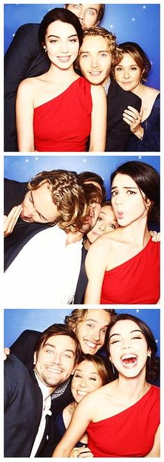 the Reign cast. They're all just so hilarious Lol