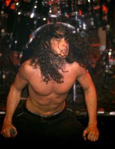 •08 April, 1990• •Marquee Club, London, England• ©GEORGE CHIN #chriscornell #kimthayil #mattcameron #soundgarden #1989 #georgechin