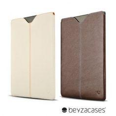 Beyzacases Zero Series Leather Sleeve für iPad 3 bei www. Ipad 4, Zero, Cases, Wallet, Sleeve, Leather, Slipcovers, Accessories, Manga