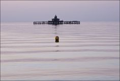 What's left of the old Pier, Herne Bay, Kent