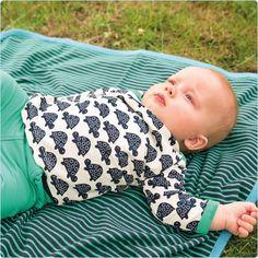 Shirt Schildkröte navy - Kindermode - Bio-Baumwolle - www.lolakids.de