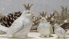 Image result for Glitter home statue