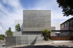 Tai and Associates: House in Shinoharadai