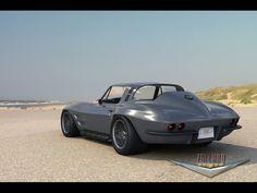 1966 Chevrolet Corvette Coupe by Zolland Design - Ay caramba!