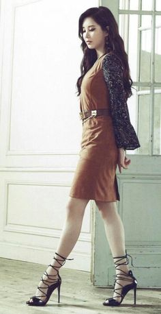 Seohyun - SNSD Kim Hyoyeon, Seohyun, Japanese Fashion, Korean Fashion, Snsd Fashion, Girls Generation, Indonesian Girls, Korean Celebrities, Korean Actors