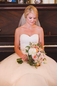 #bride #bouquet #bridalbouquet #wedding #weddingdress #photography Silver Sage, Stables, Floral Wedding, Florals, Bouquet, Wedding Ideas, Bride, Wedding Dresses, Photography