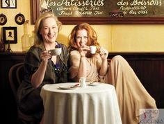 Meryl Streep | Amy Adams | | food in movies