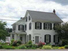 dreamy: 1890's farmhouse in Lancaster Pennsylvania w/ 3800 sq ft workshop, warehouse & gardening room