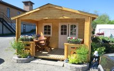 Portland ez logs home wiebee gully pinterest logs cabin and do it yourself shed building kits by ez log structures easy shipping across ontario for sheds cabanas bunkies more solutioingenieria Images