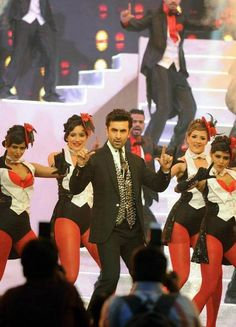 Ranbir Kapoor at the 60th Filmfare Awards. #Bollywood #Fashion #Style #Handsome