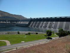 Grand Coulee Dam, Washington