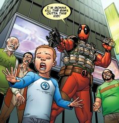 38 Deadpool Facts