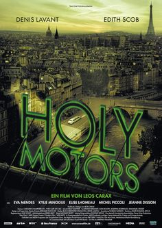 Holy Motors - GER