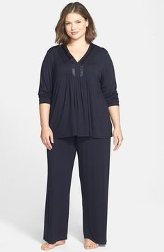Plus Size Pajamas & Robes for Women - Macy's | PJ'S | Pinterest ...